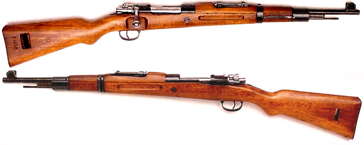 M 49 Persian Mauser The Tanker Carbine Fro...
