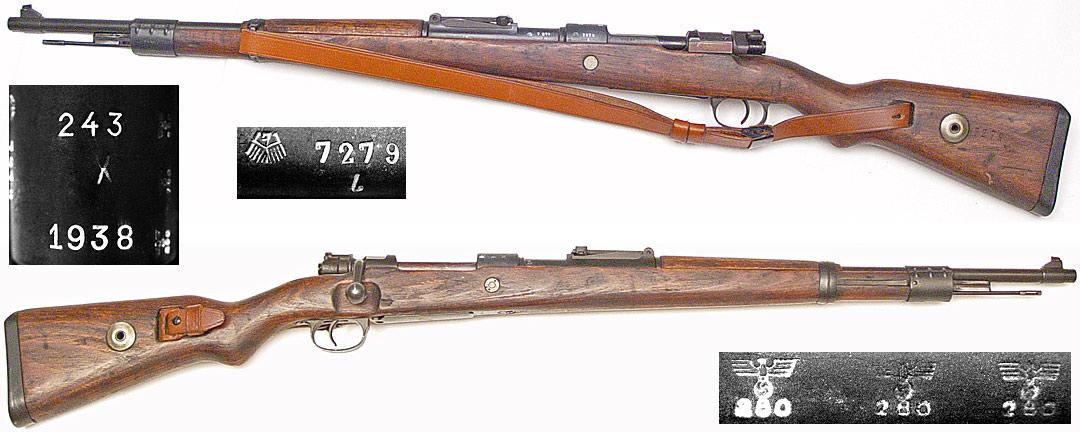 Classic Firearms K98k Batch