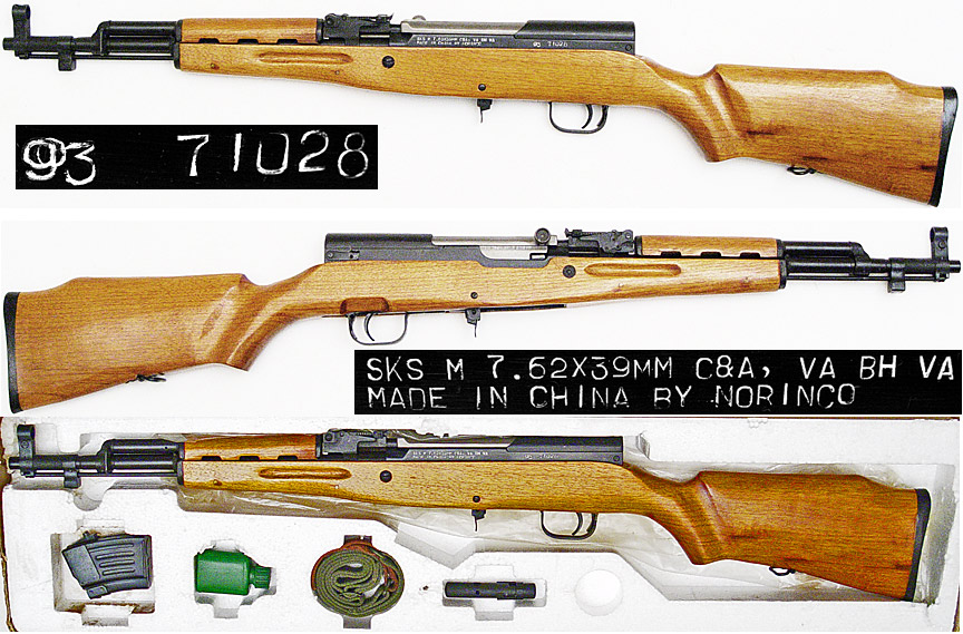 They did make production.. I just picked up a very clean Chinese SKS which appears to be military with the three Chinese characters/letters that indicate Type 56 and a.