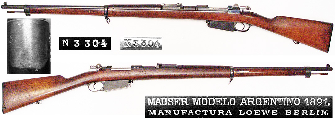 Antique (non-FFL) Military Firearms for sale